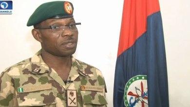 Major General Lamidi Adeosun-promoted Lt. General