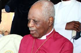 Archbishop Abiodun Adetiloye