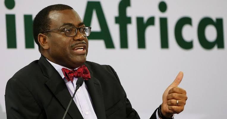ADB President, Dr. Akinwumi Adesina