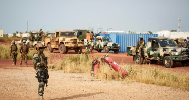 Mali's army is suffering increasingly heavy losses from jihadist attacks (AFP)
