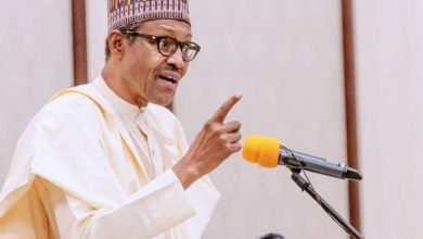 President Muhammadu Buhari (Photo-Thisday)