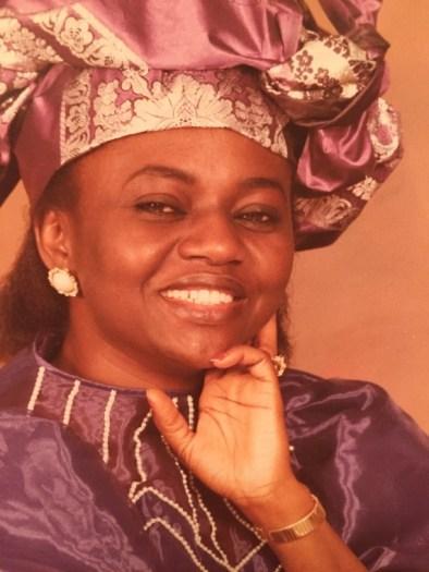 Dr. Maryam Babangida
