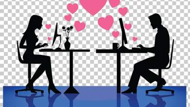 Clipart for online dating service-okcupid (Courtesy-uihere.com)