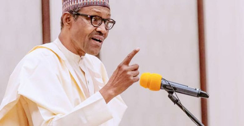 President Muhammadu Buhari (Photo-Presidency)