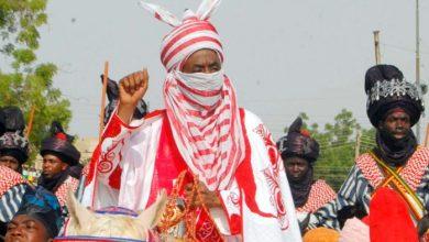 Deposed Emir of Kano, Sanusi-Lamido (Photo credit The Guardian)