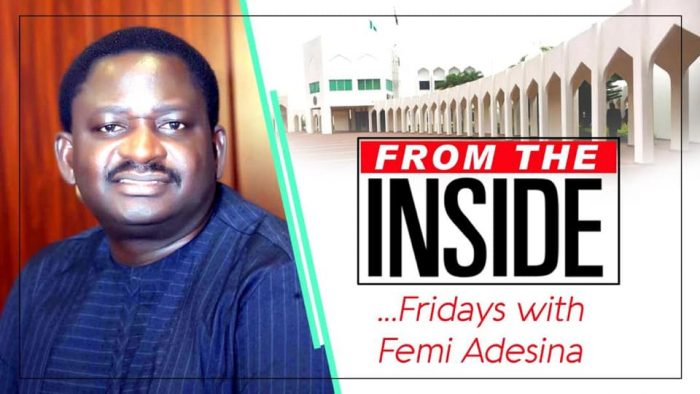 Femi Adesina's column (logo)