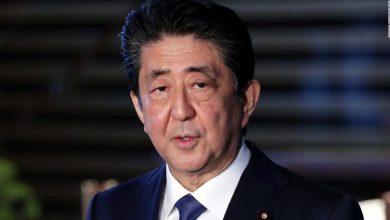 Japanese Prime Minister, Shinzo Abe (Photo by STR/JIJI PRESS/AFP via Getty Images)