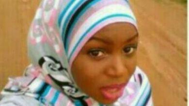 The victim-Rofiat Adebisi