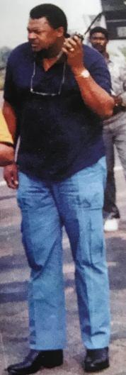 Mike Adenuga in the '90s