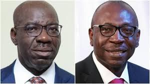 Godwin Obaseki and Ize-Iyamu