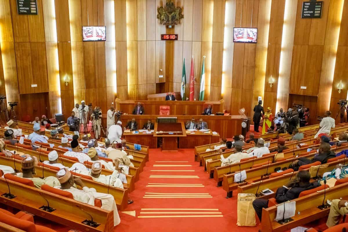Senate Begins Eight Weeks Recess, Resumes September 15 - The Crest