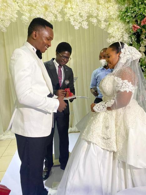 The Awoyinfa Couple