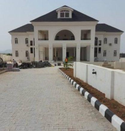The new Palace of Owa Obokun Adimula of Ijesaland