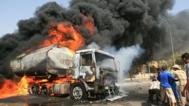 Petrol tanker explosion (File photo)