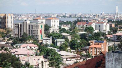 Aerial view of Lagos(Photo credit: Britannica)