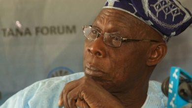 Gen. Olusegun Obasanjo