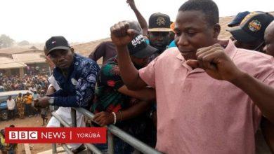 Sunday Igboho (Photo credit: BBC News)