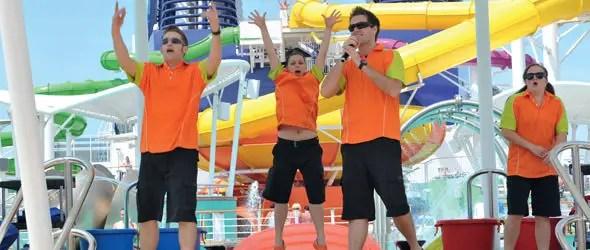 Cruise Ship Job: Cruise Staff | The Crew Hangout