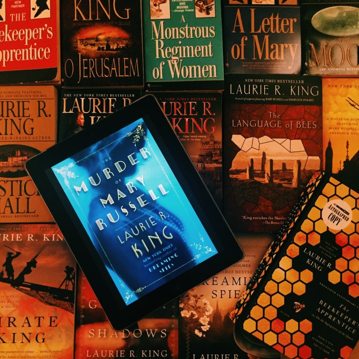 REVIEW: The Murder of Mary Russell by Laurie R. King (Mary Russell #14)