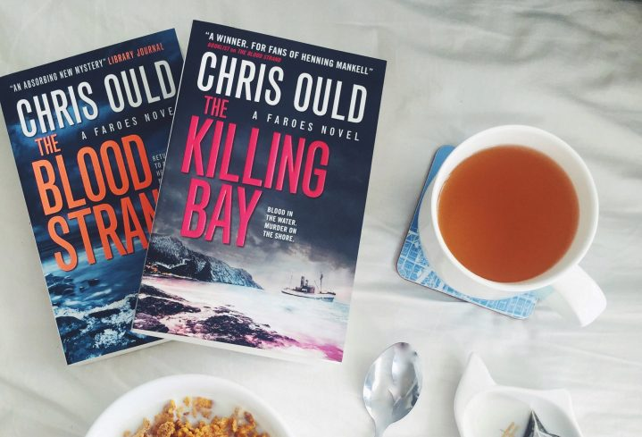 REVIEW: The Killing Bay by Chris Ould (Jan Reyna (Faroes Series) #2)