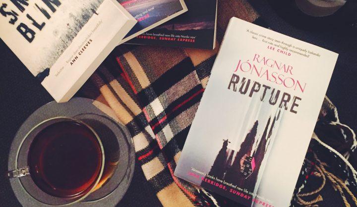 REVIEW: Rupture by Ragnar Jonasson (Dark Iceland #4)