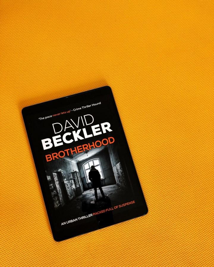 REVIEW: Brotherhood by David Beckler (Mason & Stirling #1)