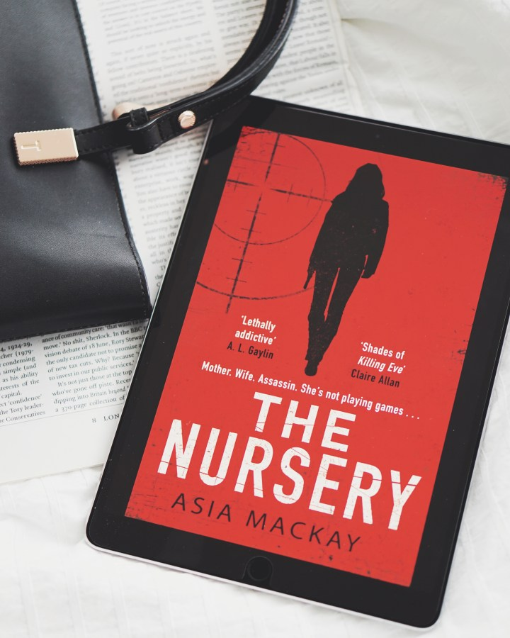 REVIEW: The Nursery by Asia Mackay (Lex Tyler #2)