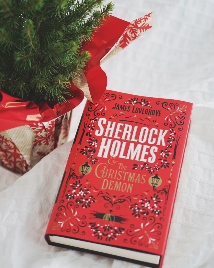 REVIEW: Sherlock Holmes and the Christmas Demon by James Lovegrove