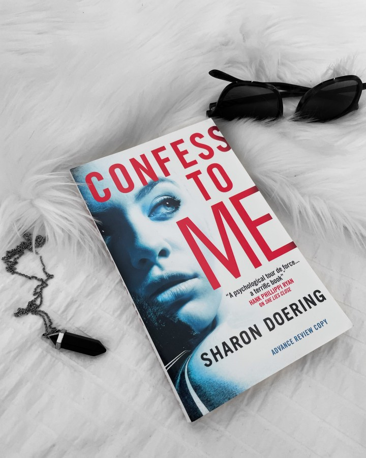 REVIEW: Confess To Me by Sharon Doering