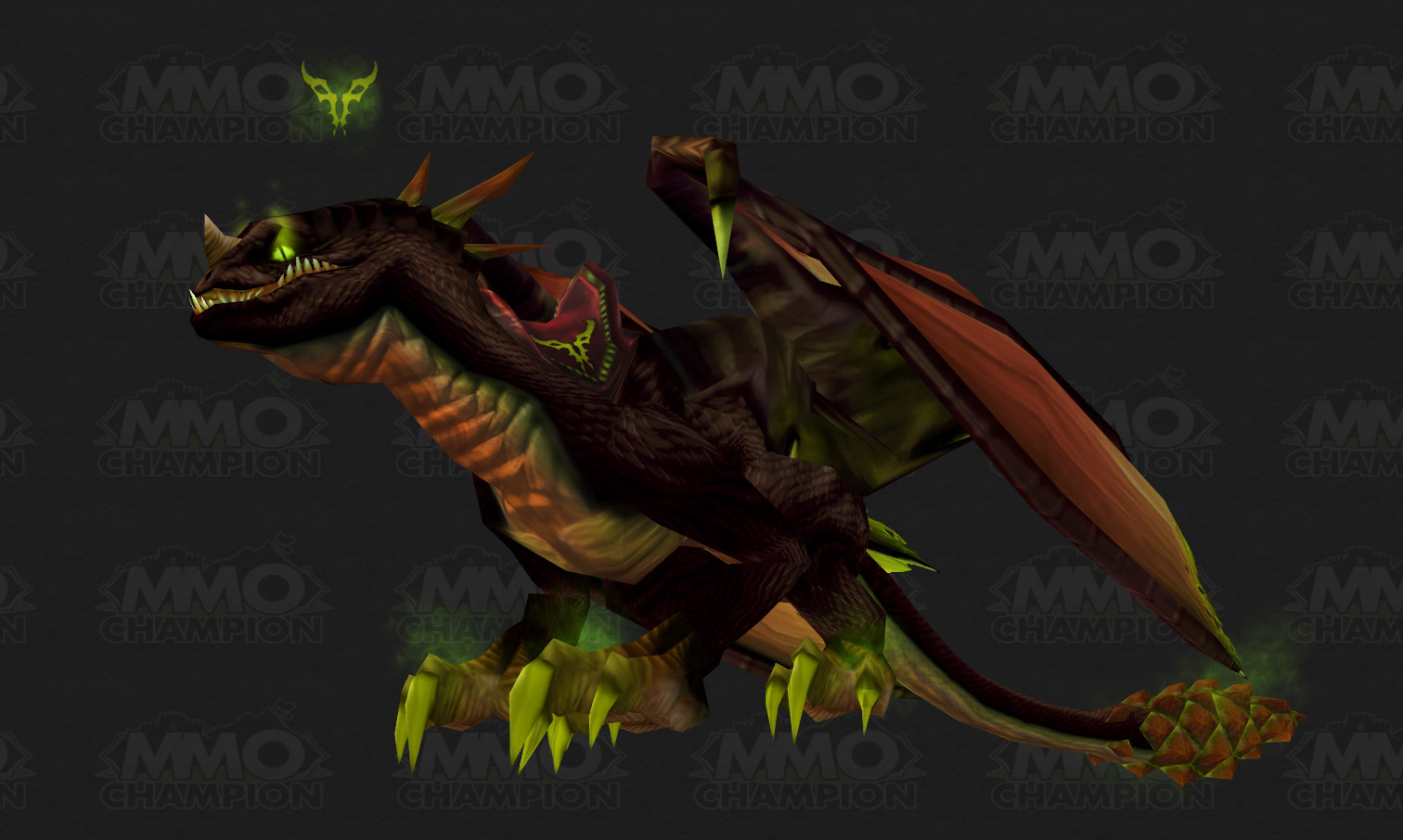 fel drake the crimson