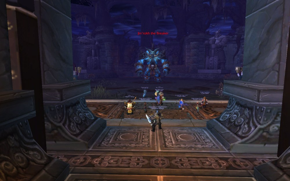 Throne of Thunder - Sippin' on Jin'rokh and Juice (1/3)