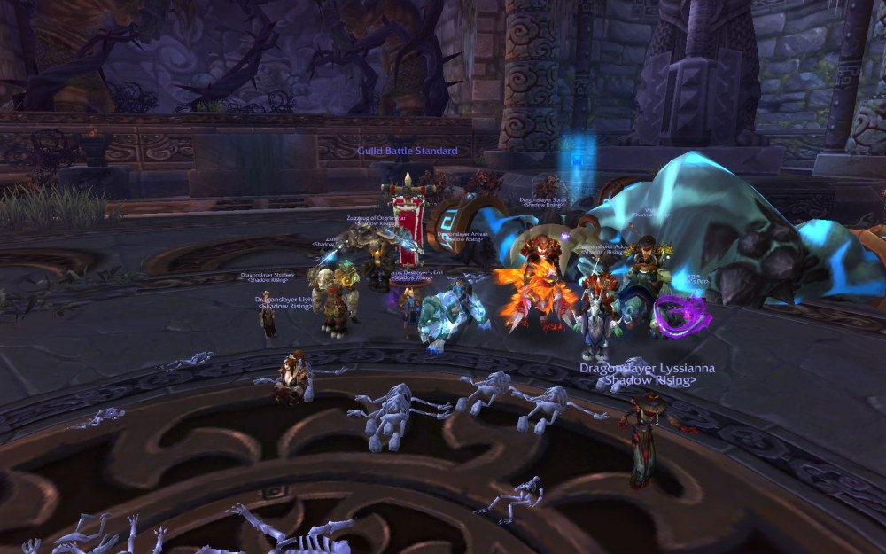 Throne of Thunder - Sippin' on Jin'rokh and Juice (3/3)