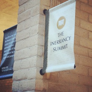 Inerrancy Summit