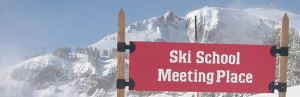 SkiSchoolMeetingPlace