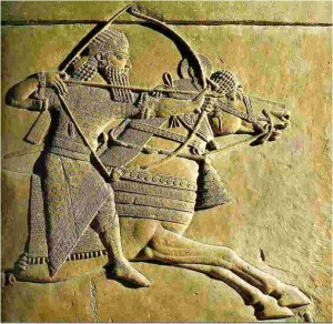 Assyria Destroys Israel
