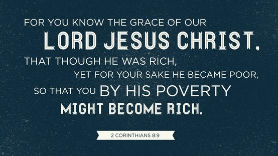 2 Cor 8;9