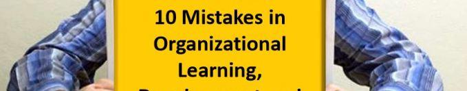 Mistakes L&D