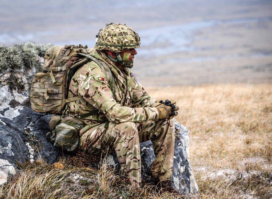 Army motivation