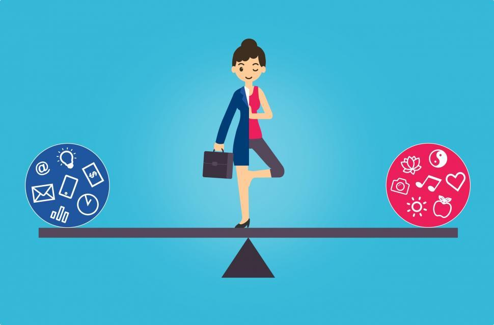work-life-balance-concept--balance-achieved