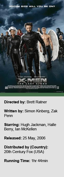X-Men The Last Stand P