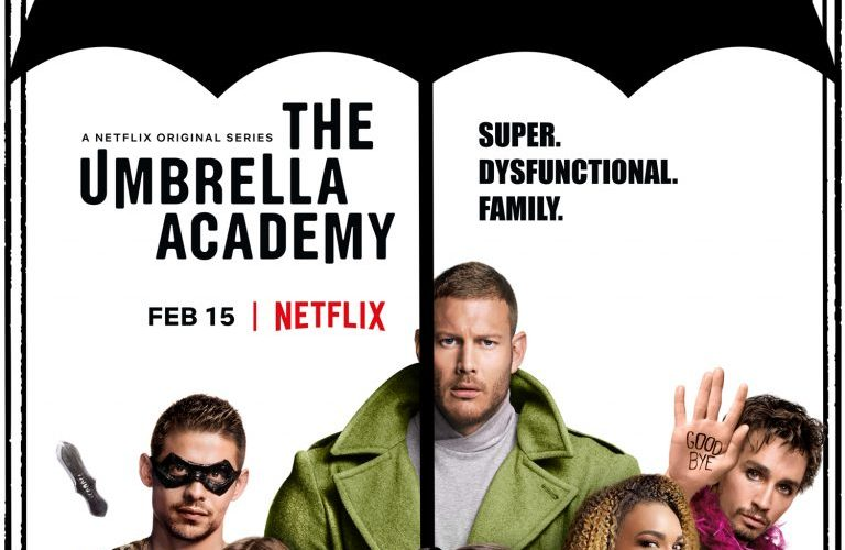 The Hargreeves of Netflix's Umbrella Academy