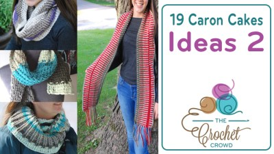 19 Crochet Caron Cakes Projects Ideas