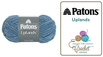 What To Do With Patons Uplands Yarn