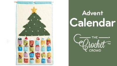 Christmas Crochet Along: Advent Calendar + Tutorials