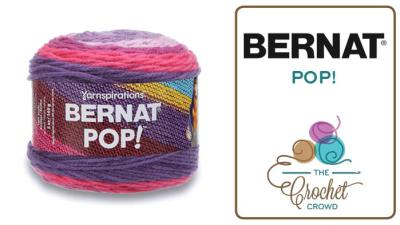What To Do With Bernat POP! Yarn