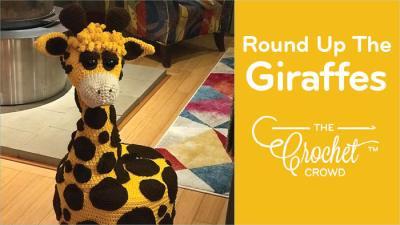 11 Crochet Giraffe's Projects