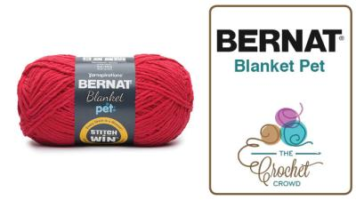 What To With Bernat Blanket Pet Yarn