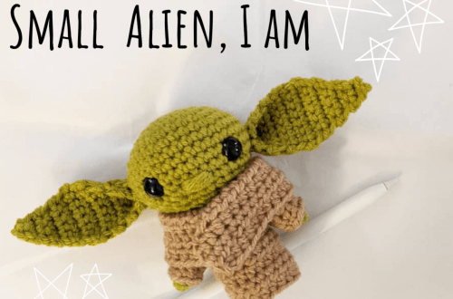 Cute And Easy To Crochet Doll Amigurumi - Pattern Center | 330x500