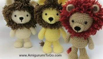 Raichu Amigurumi Crochet Tutorial Part 1 - YouTube | 200x350