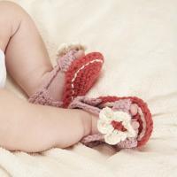 Baby Sandals Crochet Pattern Free